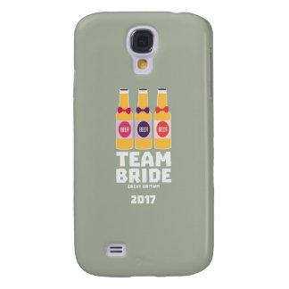 Carcasa Para Galaxy S4 Novia Gran Bretaña del equipo 2017 Zqqh7