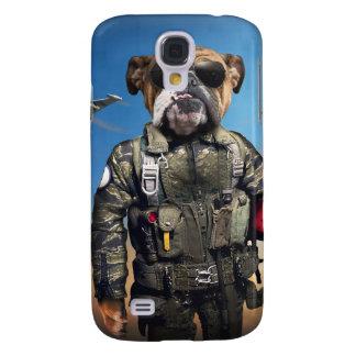 Carcasa Para Galaxy S4 Perro experimental, dogo divertido, dogo