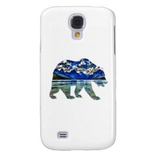 Carcasa Para Galaxy S4 Sombras del azul