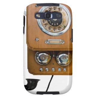 Carcasa Para Galaxy SIII línea teléfono de la tierra del dial rotatorio del