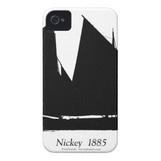 Carcasa Para iPhone 4 1885 Nickey de la Isla de Man - fernandes tony