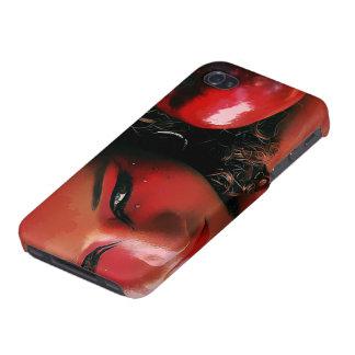 Carcasa Para iPhone 4/4S La señora de Apple prohibido