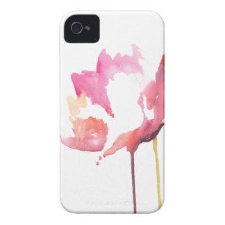 Carcasa Para iPhone 4 Amor floral
