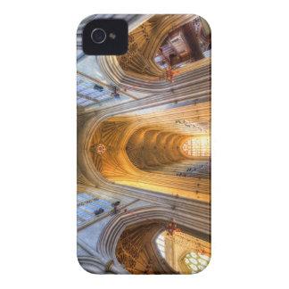 Carcasa Para iPhone 4 Arquitectura de la abadía del baño