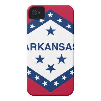 Carcasa Para iPhone 4 Bandera de Arkansas