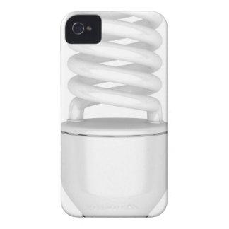 Carcasa Para iPhone 4 Bombilla fluorescente