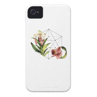 Carcasa Para iPhone 4 Botánico sagrado