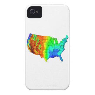 Carcasa Para iPhone 4 Capa de muchos colores