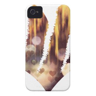 Carcasa Para iPhone 4 Ciervo del rasguño