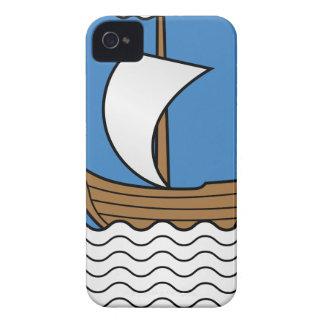 Carcasa Para iPhone 4 Coat_of_Arms_of_Dzisna, _Belarus
