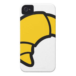 Carcasa Para iPhone 4 Croissant de la panadería