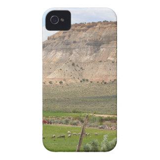Carcasa Para iPhone 4 Cultivo del país y de las colinas, Utah meridional