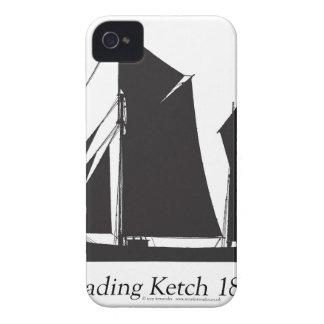 Carcasa Para iPhone 4 De Case-Mate 1873 ketch comerciales - fernandes tony