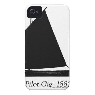 Carcasa Para iPhone 4 De Case-Mate 1880 carruaje experimental - fernandes tony