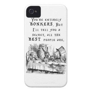 Carcasa Para iPhone 4 De Case-Mate A4 totalmente bonkers