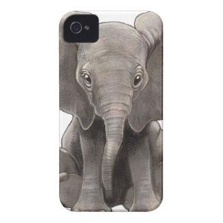 Carcasa Para iPhone 4 De Case-Mate Abucheo del bebé