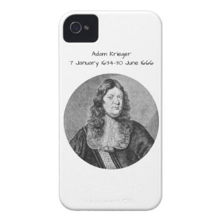 Carcasa Para iPhone 4 De Case-Mate Adán Krieger