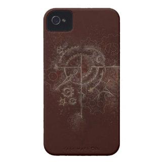 Carcasa Para iPhone 4 De Case-Mate Adorno fantasmal de SteamPunk
