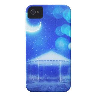 Carcasa Para iPhone 4 De Case-Mate Alcoba del invierno de la fantasía