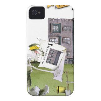 Carcasa Para iPhone 4 De Case-Mate ame ascendente ey de Yorkshire ', trabajos un buen