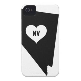 Carcasa Para iPhone 4 De Case-Mate Amor de Nevada