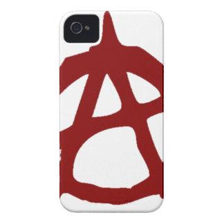 Carcasa Para iPhone 4 De Case-Mate Anarquía - UNA: Impresión