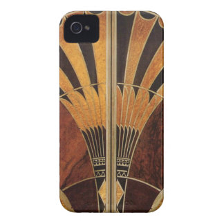 Carcasa Para iPhone 4 De Case-Mate arte Nouveau, art déco, vintage, colores de