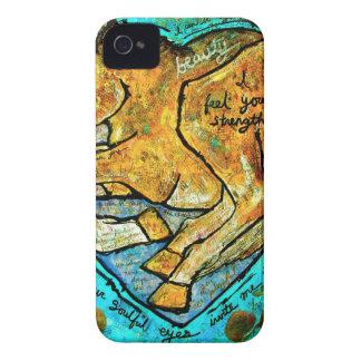 Carcasa Para iPhone 4 De Case-Mate Belleza de Saratoga