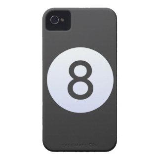 Carcasa Para iPhone 4 De Case-Mate Bola 8