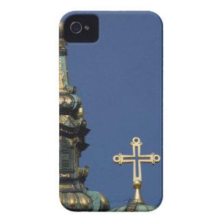 Carcasa Para iPhone 4 De Case-Mate Bóvedas ortodoxas de la iglesia cristiana