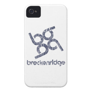 Carcasa Para iPhone 4 De Case-Mate Breckenridge