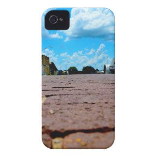 Carcasa Para iPhone 4 De Case-Mate Calle principal de la pequeña ciudad