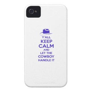 Carcasa Para iPhone 4 De Case-Mate Camisetas del Texan