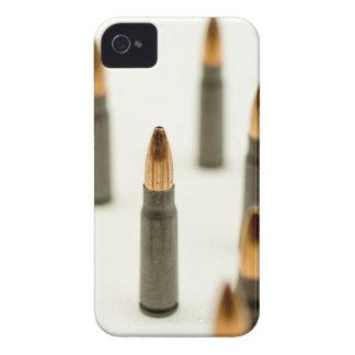 Carcasa Para iPhone 4 De Case-Mate Cartucho 7.62x39 de AK47 de la bala de la munición