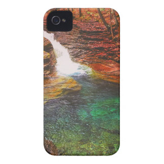 Carcasa Para iPhone 4 De Case-Mate Cascada