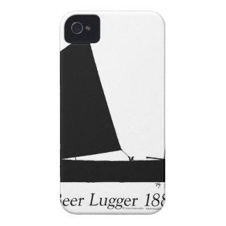 Carcasa Para iPhone 4 De Case-Mate Cerveza 1881 Lugger - fernandes tony