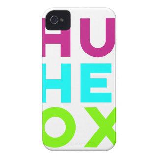 Carcasa Para iPhone 4 De Case-Mate Cierre el logotipo de la caja