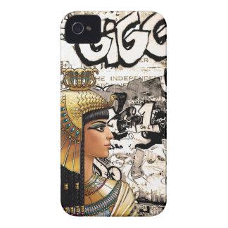 Carcasa Para iPhone 4 De Case-Mate Cleopatra