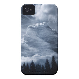 Carcasa Para iPhone 4 De Case-Mate Clouds Temple