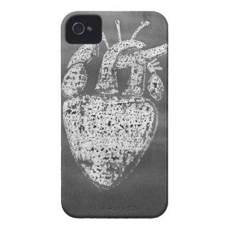 Carcasa Para iPhone 4 De Case-Mate Corazón