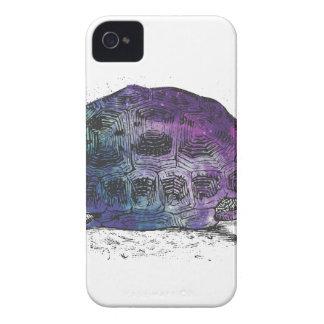 Carcasa Para iPhone 4 De Case-Mate Cosmic turtle 4