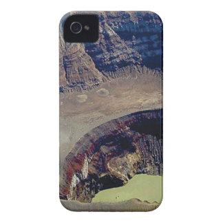 Carcasa Para iPhone 4 De Case-Mate cráter volcánico profundo