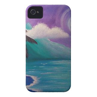 Carcasa Para iPhone 4 De Case-Mate Crepúsculo en paraíso