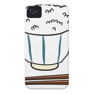 Carcasa Para iPhone 4 De Case-Mate Cuenco de arroz japonés