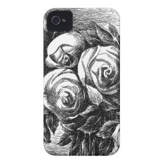 Carcasa Para iPhone 4 De Case-Mate De mi secreto Garden.tif