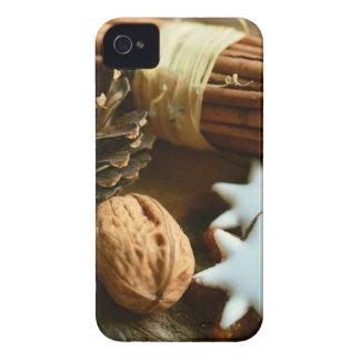 Carcasa Para iPhone 4 De Case-Mate Decoración abstracta de los dulces de la