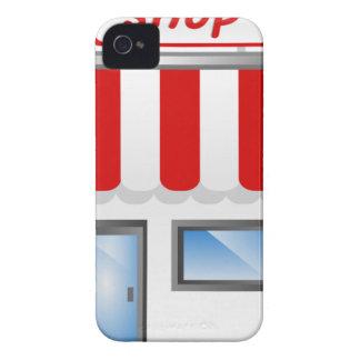 Carcasa Para iPhone 4 De Case-Mate Dibujo animado de la tienda