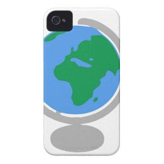 Carcasa Para iPhone 4 De Case-Mate Dibujo animado del globo