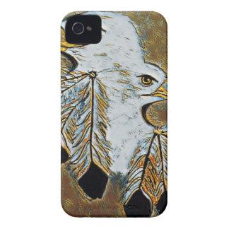 Carcasa Para iPhone 4 De Case-Mate Dos Eagles
