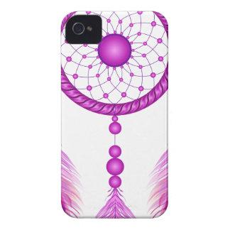 Carcasa Para iPhone 4 De Case-Mate Dreamcatcher rosado